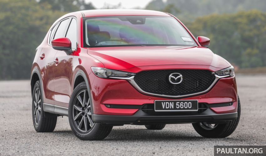 2019 Mazda CX-5 CKD launched in Malaysia – five variants, new 2.5 Turbo 4WD; from RM137k to RM178k Image #1022736