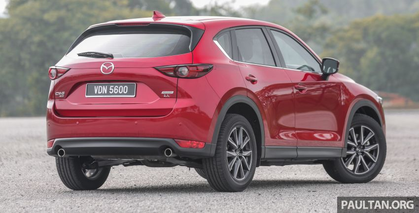 2019 Mazda CX-5 CKD launched in Malaysia – five variants, new 2.5 Turbo 4WD; from RM137k to RM178k Image #1022740
