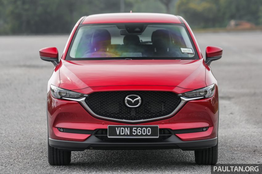 2019 Mazda CX-5 CKD launched in Malaysia – five variants, new 2.5 Turbo 4WD; from RM137k to RM178k Image #1022746