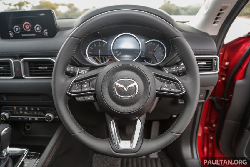 2019 Mazda CX-5 CKD launched in Malaysia – five variants, new 2.5 Turbo 4WD; from RM137k to RM178k Image #1022807