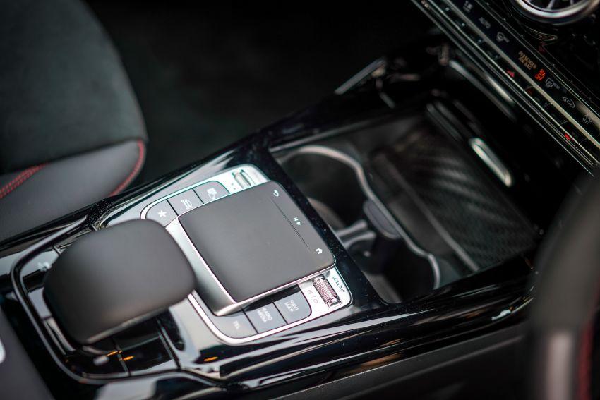 V177 Mercedes-AMG A35 4Matic Sedan launched in M'sia: 306 hp/400 Nm, 0-100 km/h in 4.8 secs, RM349k Image #1020305