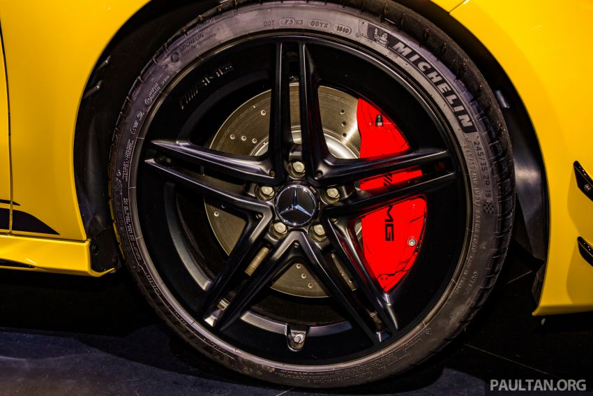 GALLERY: W177 Mercedes-AMG A45S, C118 CLA45S Image #1021625
