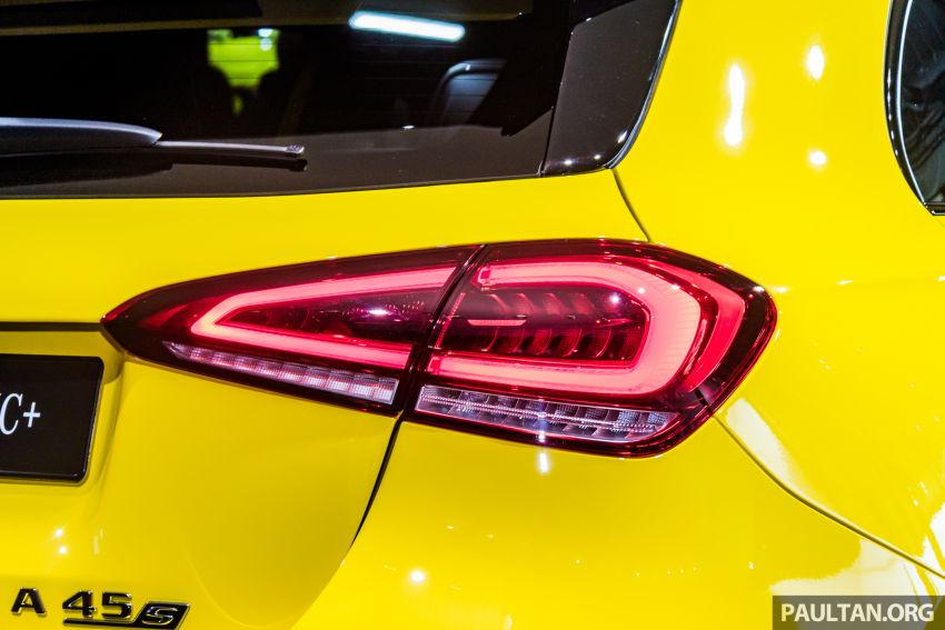 GALLERY: W177 Mercedes-AMG A45S, C118 CLA45S Image #1021628