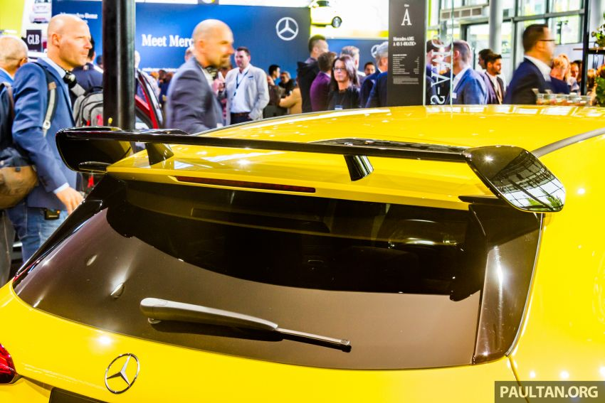 GALLERY: W177 Mercedes-AMG A45S, C118 CLA45S Image #1021631
