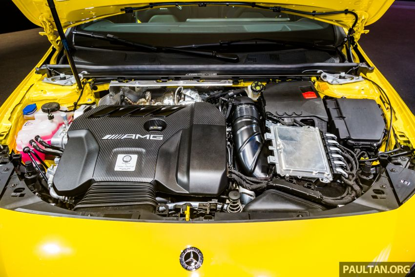 GALLERY: W177 Mercedes-AMG A45S, C118 CLA45S Image #1021632