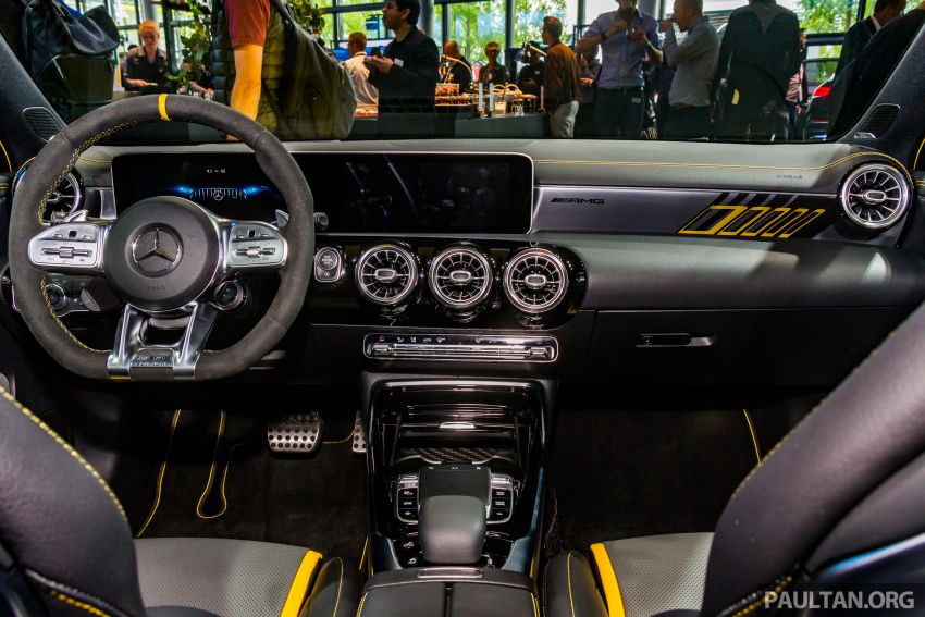 GALLERY: W177 Mercedes-AMG A45S, C118 CLA45S Image #1021636