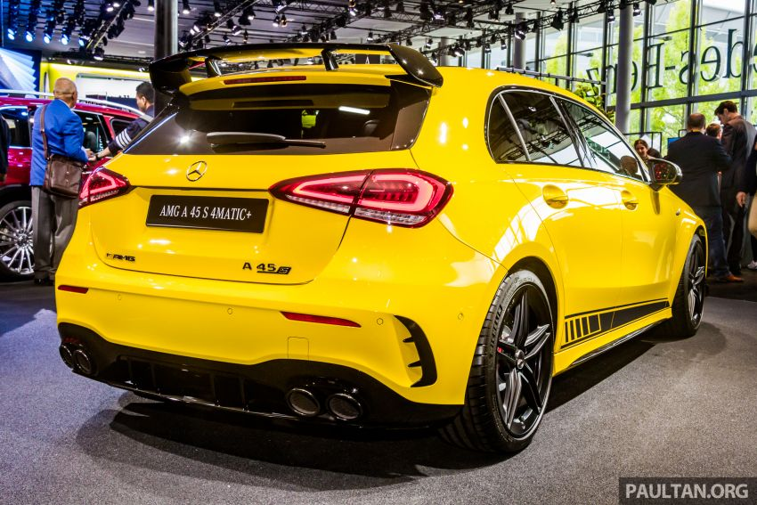 GALLERY: W177 Mercedes-AMG A45S, C118 CLA45S Image #1021614