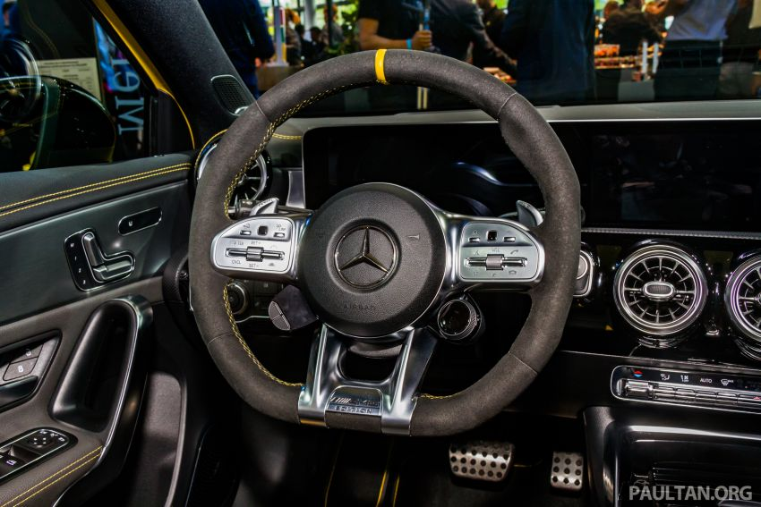 GALLERY: W177 Mercedes-AMG A45S, C118 CLA45S Image #1021637