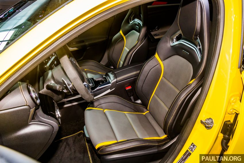 GALLERY: W177 Mercedes-AMG A45S, C118 CLA45S Image #1021639