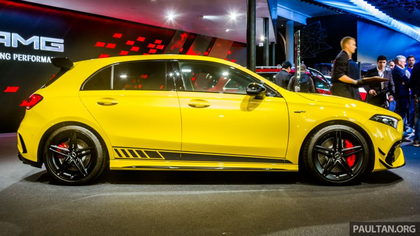 GALLERY: W177 Mercedes-AMG A45S, C118 CLA45S Image #1021619