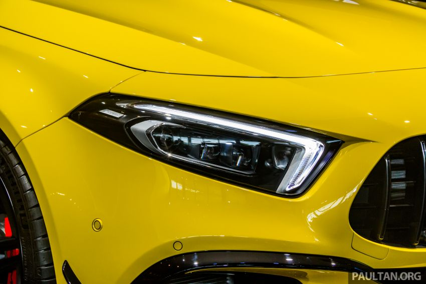 GALLERY: W177 Mercedes-AMG A45S, C118 CLA45S Image #1021621