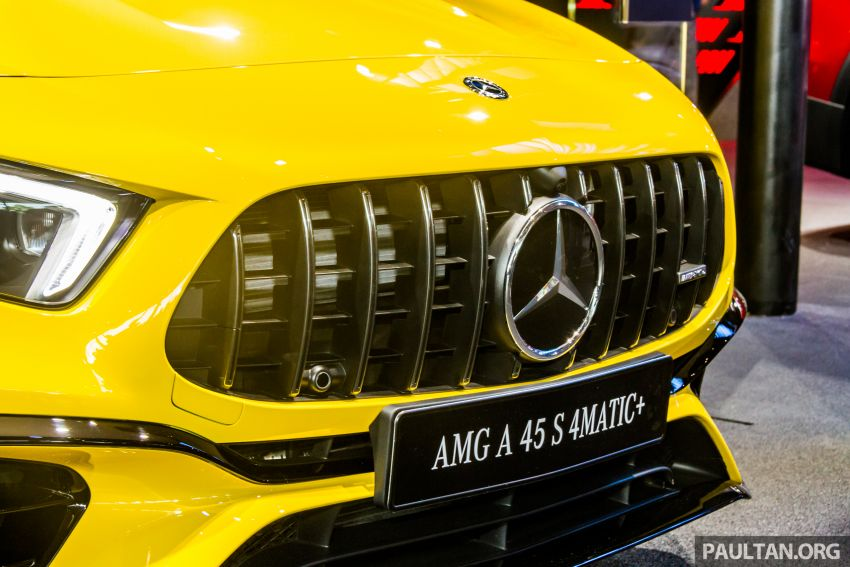 GALLERY: W177 Mercedes-AMG A45S, C118 CLA45S Image #1021622