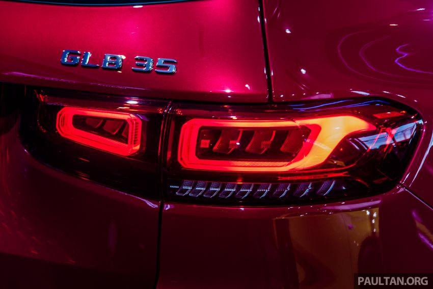Mercedes-Benz GLB X247 dipamerkan di Frankfurt Image #1015322