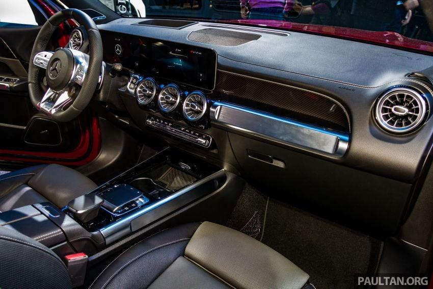 Mercedes-Benz GLB X247 dipamerkan di Frankfurt Image #1015326