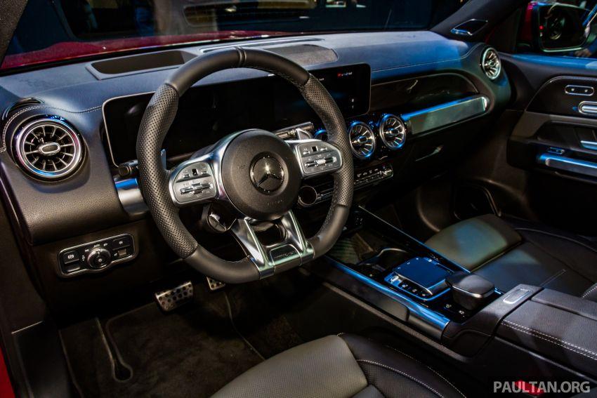 Mercedes-Benz GLB X247 dipamerkan di Frankfurt Image #1015329