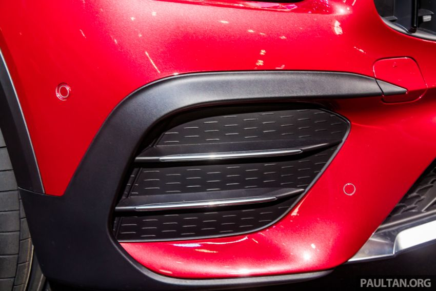 Mercedes-Benz GLB X247 dipamerkan di Frankfurt Image #1015315
