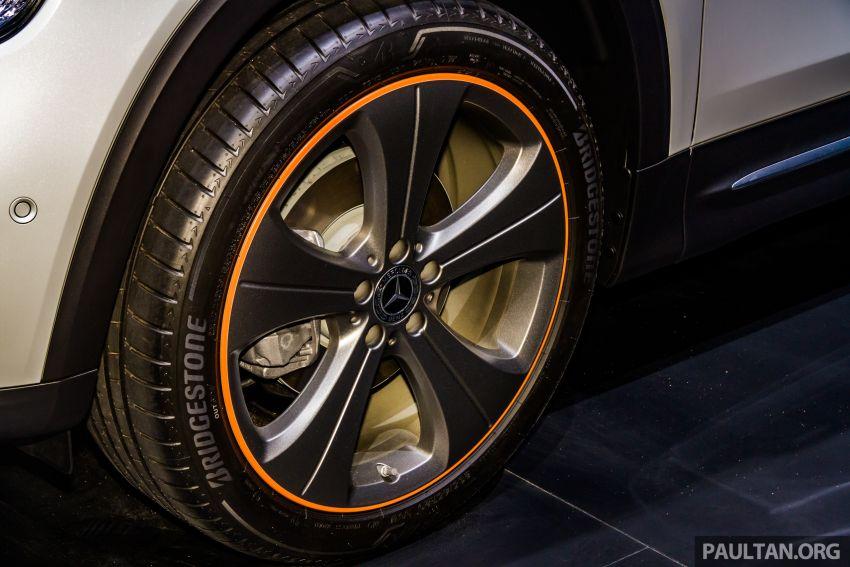 X247 Mercedes-Benz GLB range displayed at Frankfurt Image #1014653
