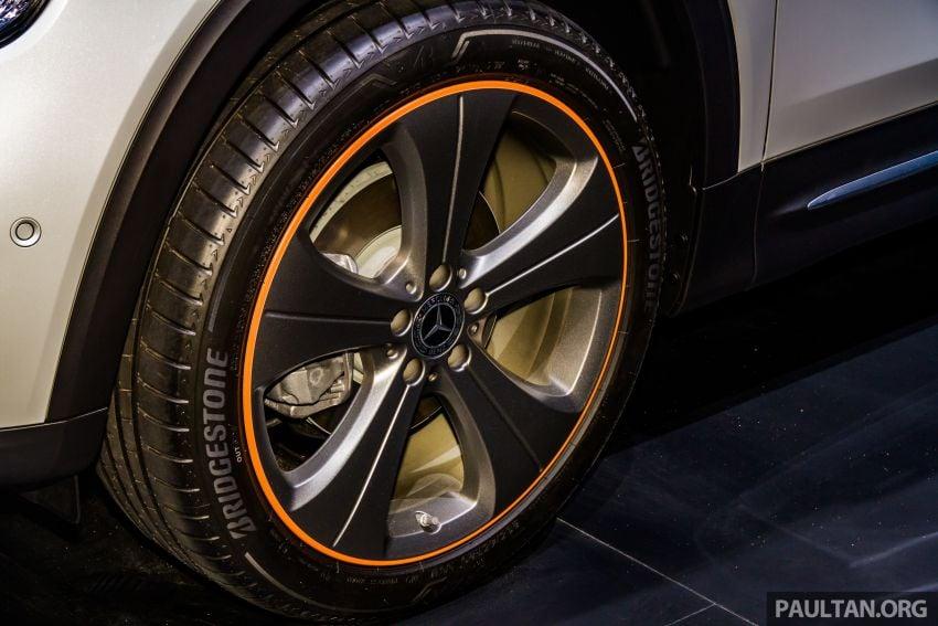 Mercedes-Benz GLB X247 dipamerkan di Frankfurt Image #1015352