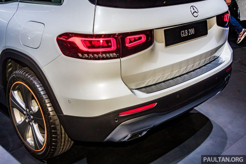 Mercedes-Benz GLB X247 dipamerkan di Frankfurt Image #1015353