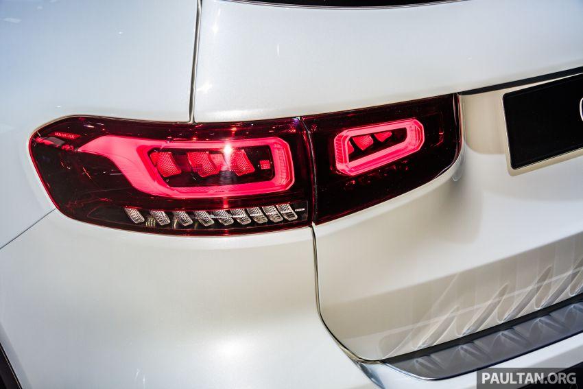 X247 Mercedes-Benz GLB range displayed at Frankfurt Image #1014655