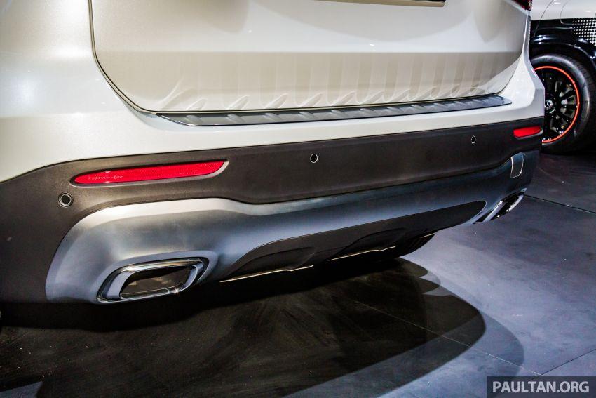 X247 Mercedes-Benz GLB range displayed at Frankfurt Image #1014656