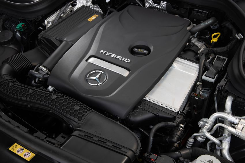 V167 Mercedes-Benz GLE 350de 4Matic and X253 GLC 300e 4Matic officially debut – as low as 1.1 l/100 km Image #1014308