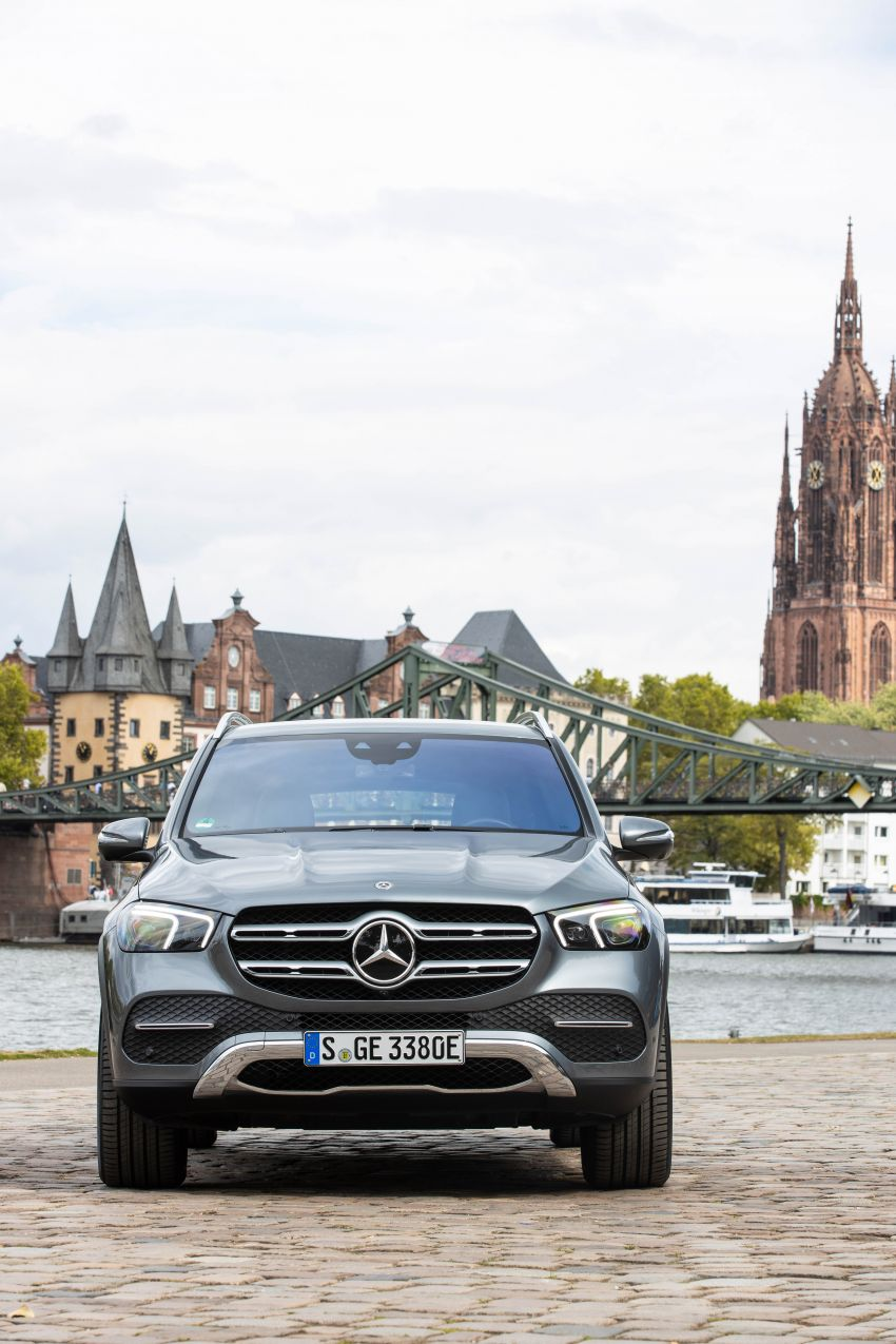 V167 Mercedes-Benz GLE 350de 4Matic and X253 GLC 300e 4Matic officially debut – as low as 1.1 l/100 km Image #1014313