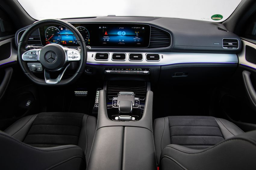 V167 Mercedes-Benz GLE 350de 4Matic and X253 GLC 300e 4Matic officially debut – as low as 1.1 l/100 km Image #1014330