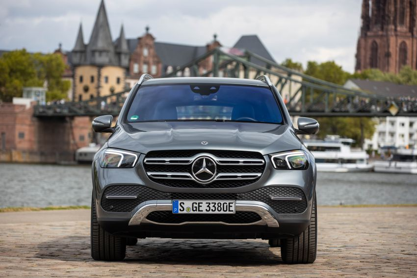 V167 Mercedes-Benz GLE 350de 4Matic and X253 GLC 300e 4Matic officially debut – as low as 1.1 l/100 km Image #1014314