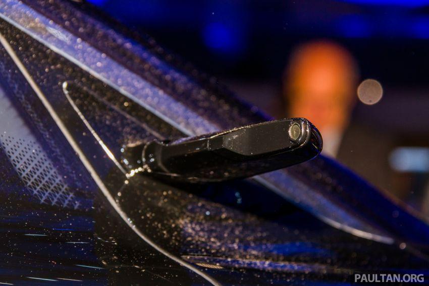 Mercedes-Benz Vision EQS buat penampilan sulung – konsep elektrik, 470 hp/760 Nm, 700 km jarak jalan Image #1012737