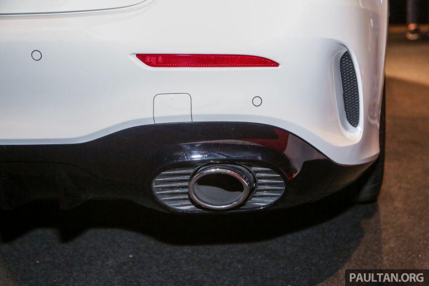 V177 Mercedes-AMG A35 4Matic Sedan launched in M'sia: 306 hp/400 Nm, 0-100 km/h in 4.8 secs, RM349k Image #1020454
