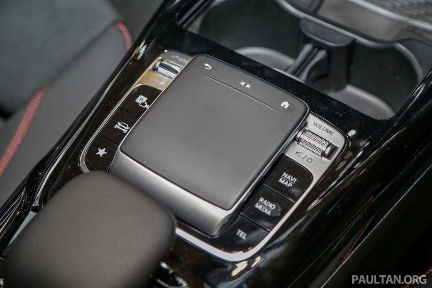V177 Mercedes-AMG A35 4Matic Sedan launched in M'sia: 306 hp/400 Nm, 0-100 km/h in 4.8 secs, RM349k Image #1020481