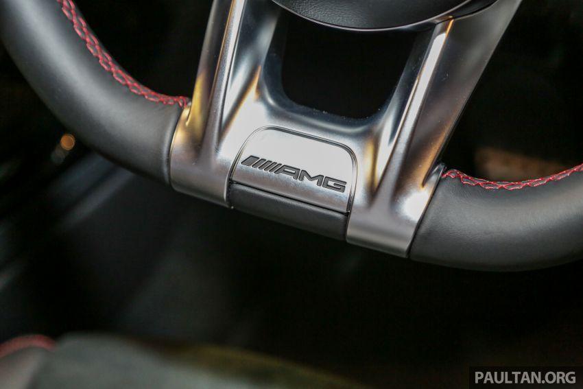 V177 Mercedes-AMG A35 4Matic Sedan launched in M'sia: 306 hp/400 Nm, 0-100 km/h in 4.8 secs, RM349k Image #1020466