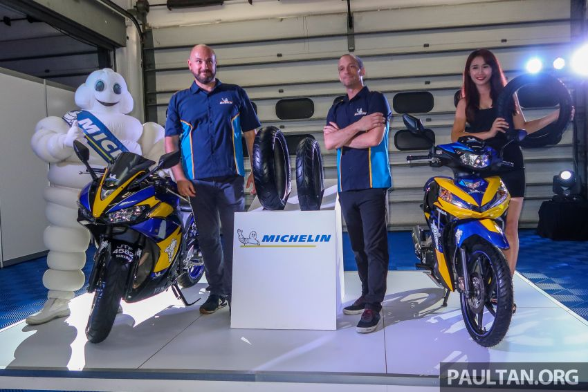 2019 Michelin Pilot Street 2 tyre launched at Sepang Image #1010895
