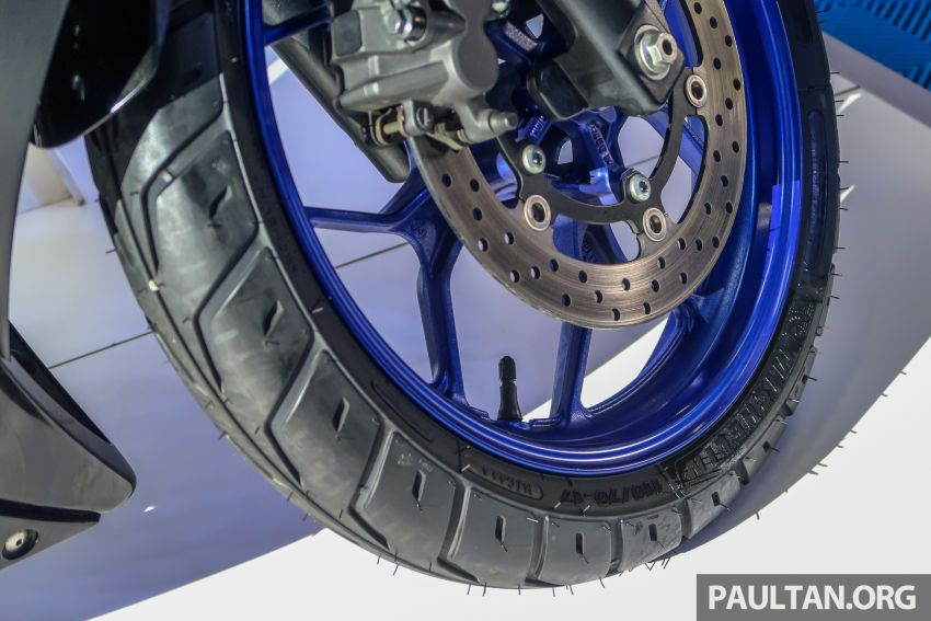 2019 Michelin Pilot Street 2 tyre launched at Sepang Image #1010898