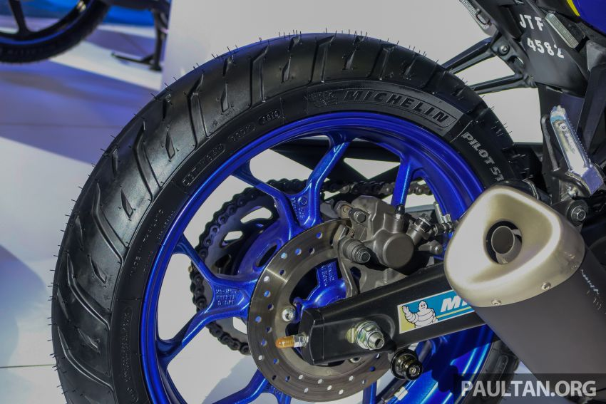 2019 Michelin Pilot Street 2 tyre launched at Sepang Image #1010899