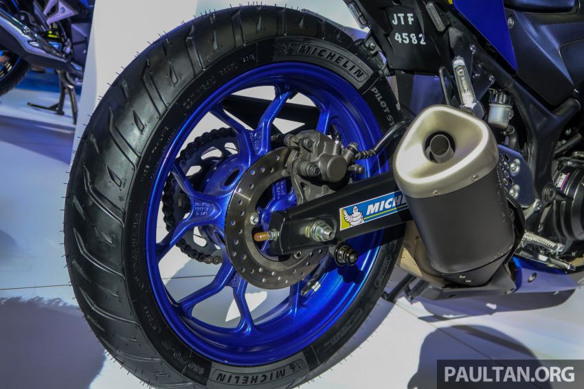 2019 Michelin Pilot Street 2 tyre launched at Sepang Image #1010900