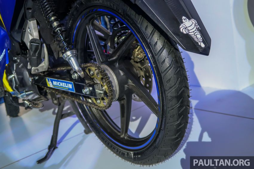 2019 Michelin Pilot Street 2 tyre launched at Sepang Image #1010904