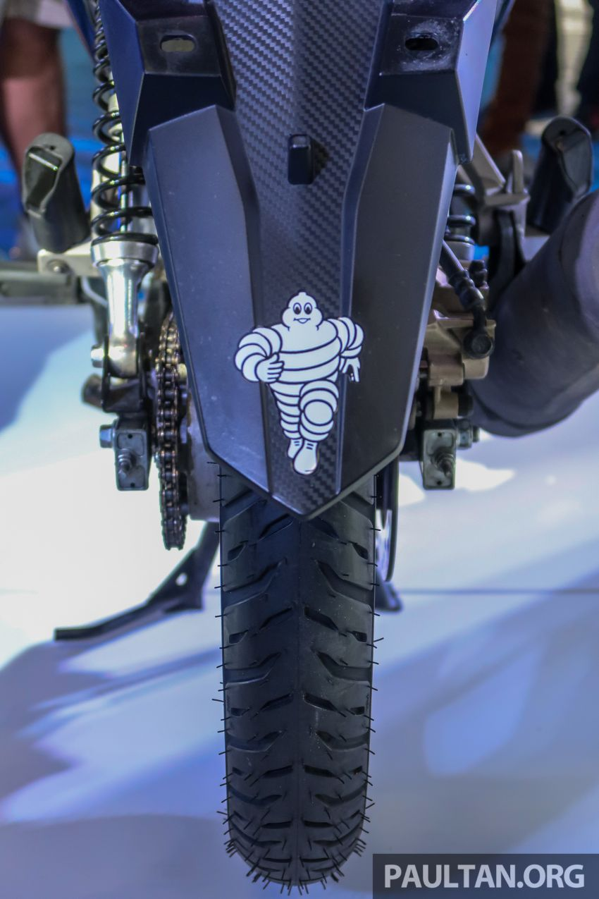 2019 Michelin Pilot Street 2 tyre launched at Sepang Image #1010905