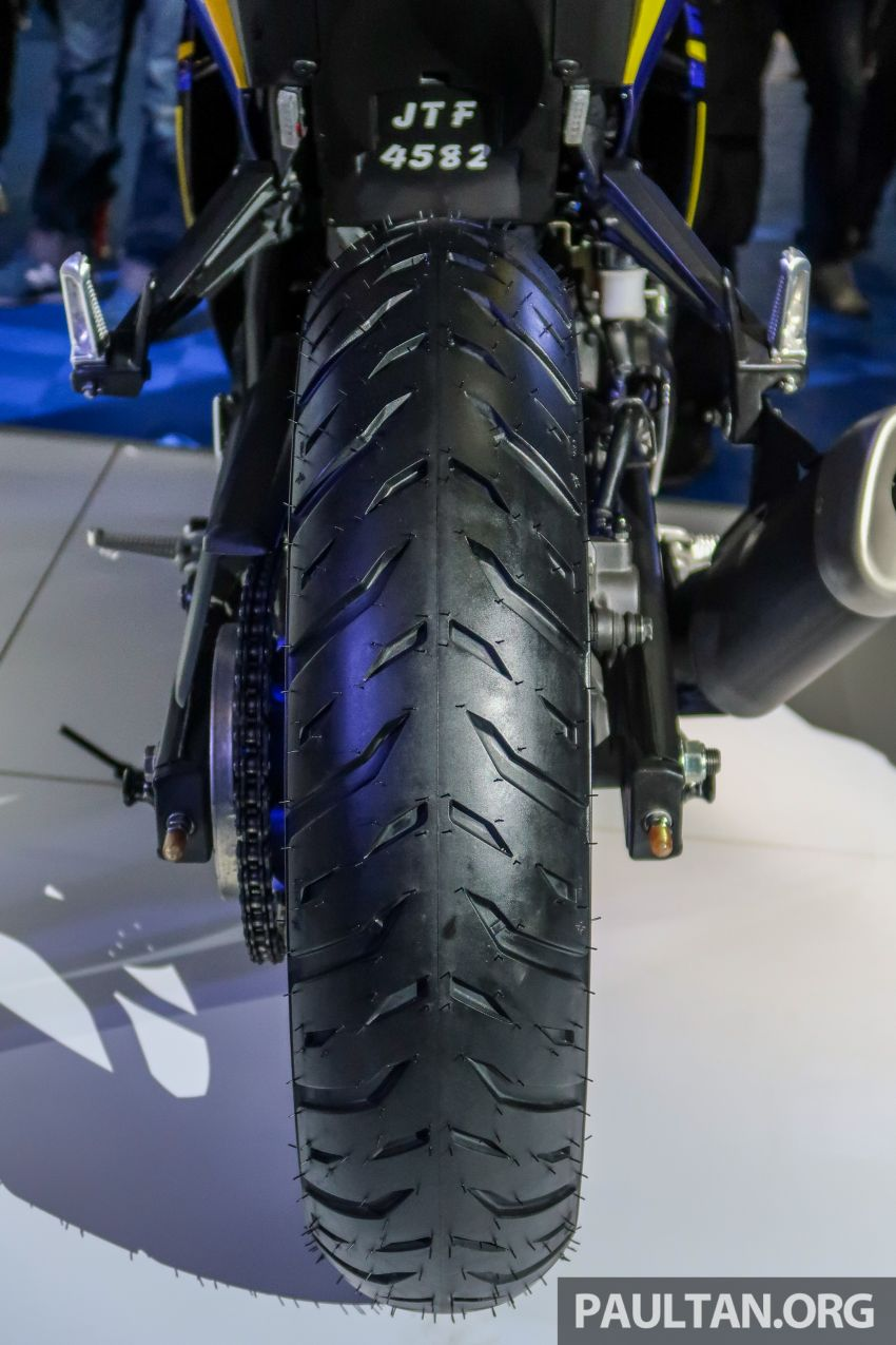 2019 Michelin Pilot Street 2 tyre launched at Sepang Image #1010906