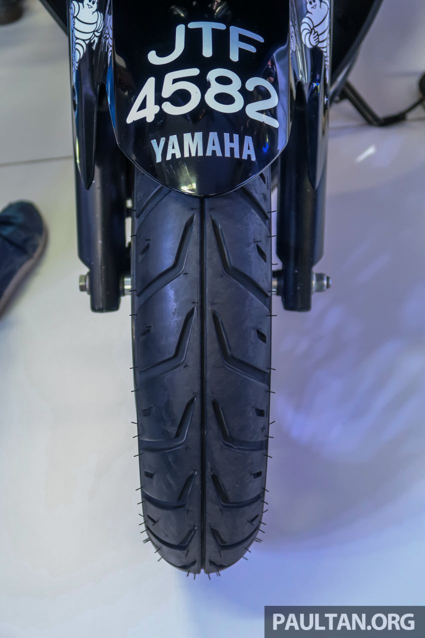 2019 Michelin Pilot Street 2 tyre launched at Sepang Image #1010909