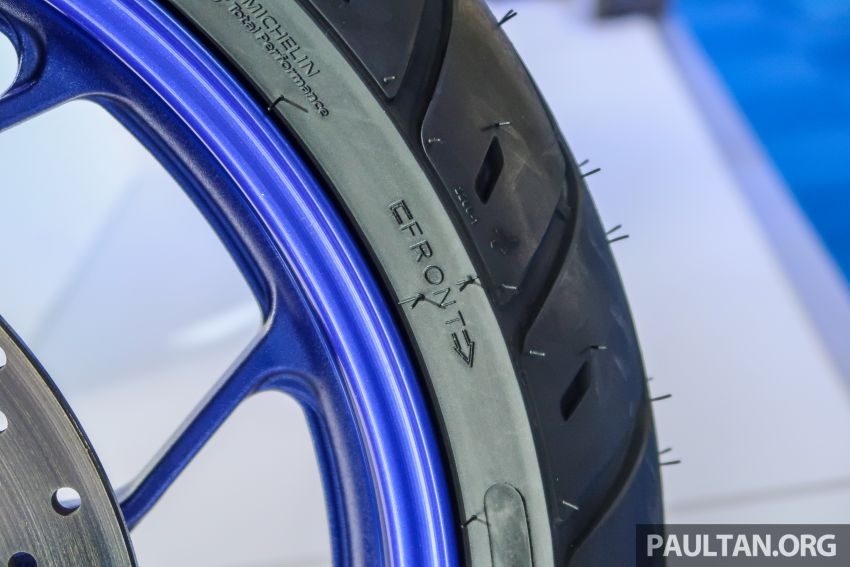 2019 Michelin Pilot Street 2 tyre launched at Sepang Image #1010910