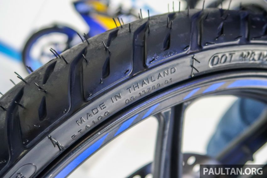 2019 Michelin Pilot Street 2 tyre launched at Sepang Image #1010911