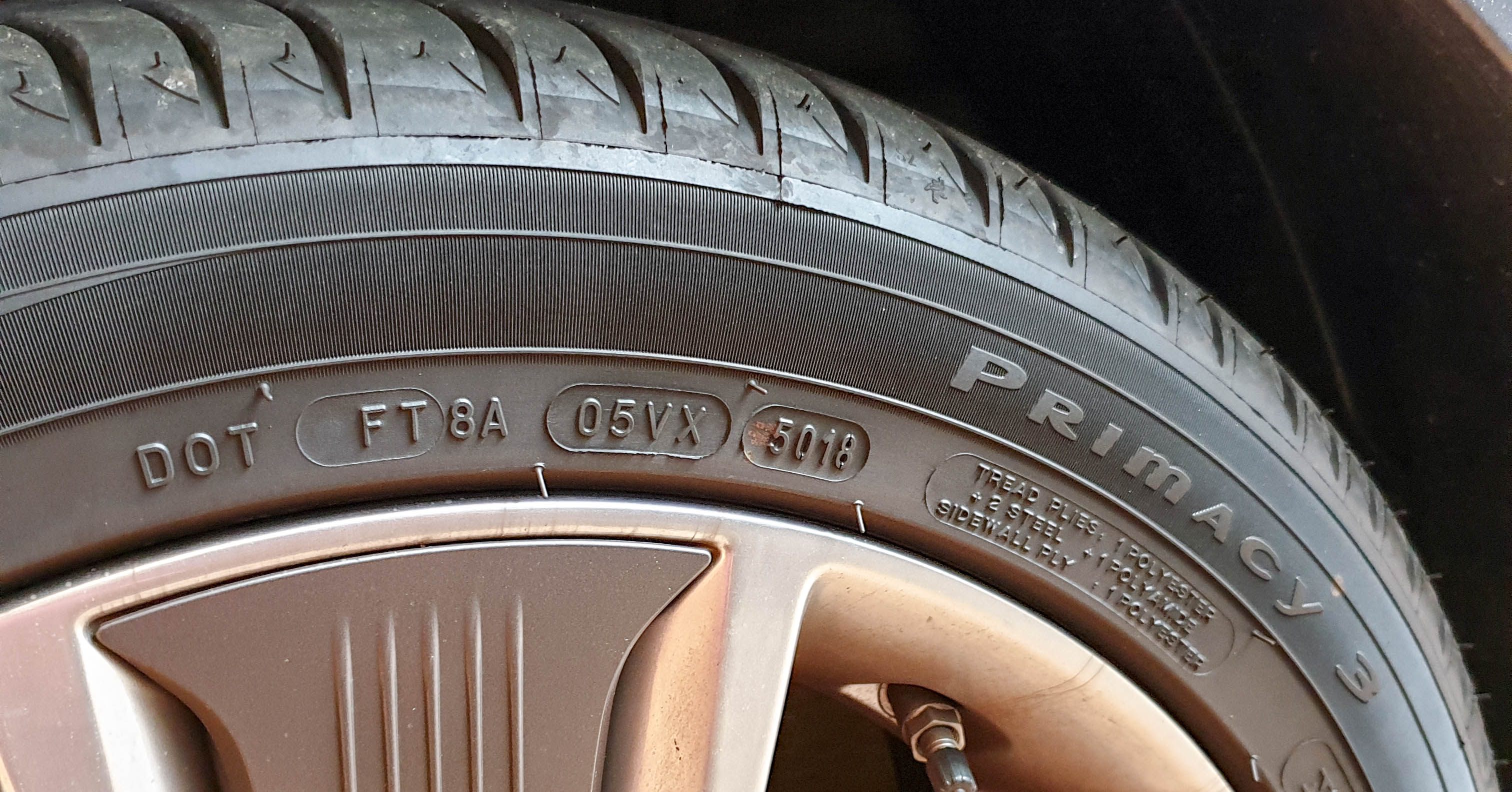 "Are new tyres stored for 2-3 years ""expired goods?"" - paultan.org"