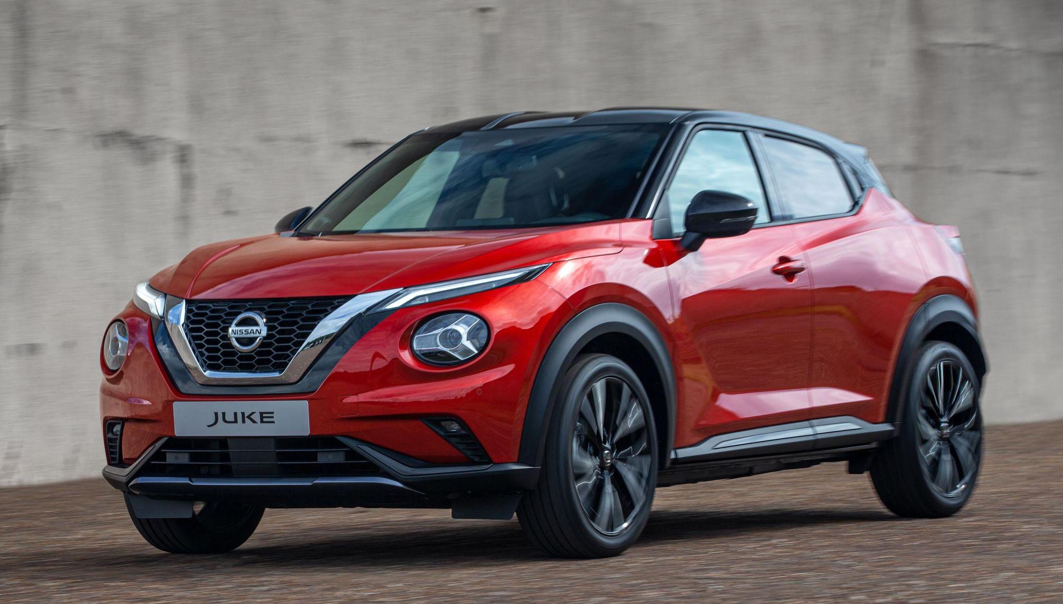 New Nissan Juke Debuts Second Gen Is Larger Lighter Paultan Org