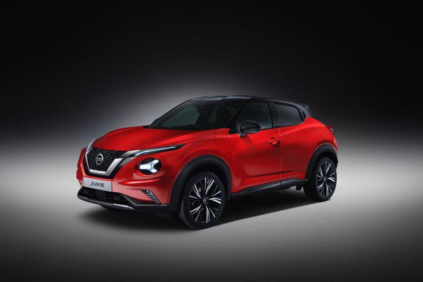 New Nissan Juke debuts – second-gen is larger, lighter Image #1010354