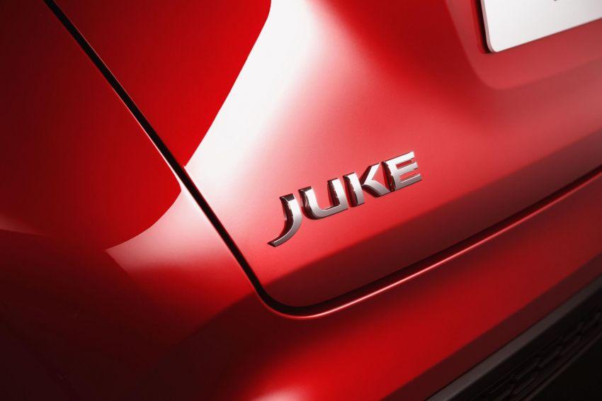 New Nissan Juke debuts – second-gen is larger, lighter Image #1010363
