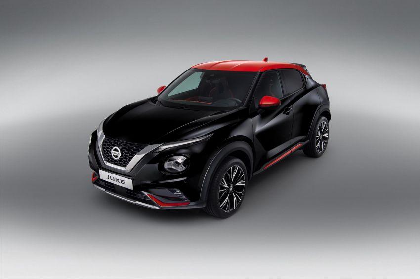 New Nissan Juke debuts – second-gen is larger, lighter Image #1010373