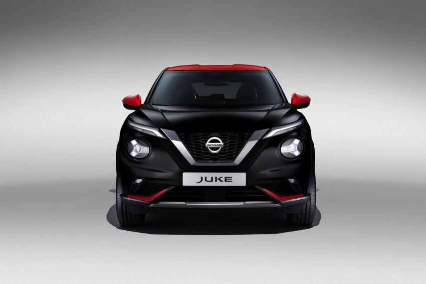 New Nissan Juke debuts – second-gen is larger, lighter Image #1010374