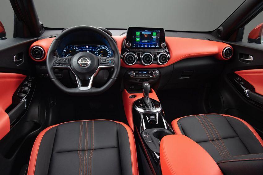 New Nissan Juke debuts – second-gen is larger, lighter Image #1010375